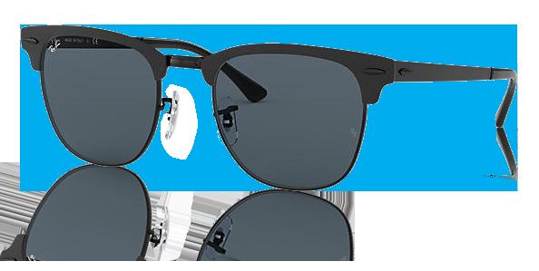 aa87162e948bf4 Nieuwe klassieker  Ray-Ban Clubmaster Metal zonnebril